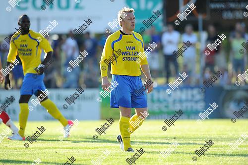 2012-07-24 / Voetbal / seizoen 2012-2013 / R. Kapellen FC / Koen Schockaert..Foto: Mpics.be