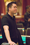 Eugene Ji loses hand on the river and goes out in 50th. place.