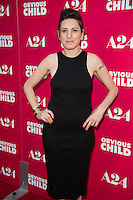 Gillian Robespierre attends the Los Angeles Special Screening of A24's OBVIOUS CHILD at Arclight Hollywood
