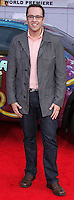 """HOLLYWOOD, LOS ANGELES, CA, USA - MARCH 11: Jared Fogle at the World Premiere Of Disney's """"Muppets Most Wanted"""" held at the El Capitan Theatre on March 11, 2014 in Hollywood, Los Angeles, California, United States. (Photo by Xavier Collin/Celebrity Monitor)"""