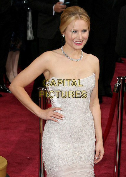 02 March 2014 - Hollywood, California - Kristen Bell. 86th Annual Academy Awards held at the Dolby Theatre at Hollywood &amp; Highland Center. <br /> CAP/ADM<br /> &copy;AdMedia/Capital Pictures