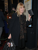 Susan Hampshire at the &quot;Home, I'm Darling&quot; press night, Duke of York's Theatre, St Martin's Lane, London, England, UK, on Tuesday 05th February 2019.<br /> CAP/CAN<br /> &copy;CAN/Capital Pictures