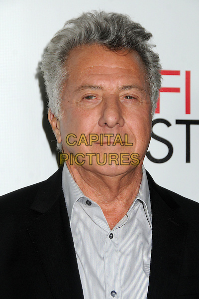 "Dustin Hoffman.AFI FEST 2012 ""Quartet"" Special Screening held at the Egyptian Theatre, Hollywood, California, USA..November 4th, 2012.headshot portrait black grey gray shirt .CAP/ADM/BP.©Byron Purvis/AdMedia/Capital Pictures."