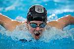 Alice Waldow of United during the New Zealand Junior Swimming Championships, Owen G Glenn National Aquatic Centre, Auckland New Zealand. Sunday 21 February 2016 Photo: Simon Watts/www.bwmedia.co.nz