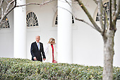 United States Vice President Joe Biden and Dr. Jill Biden leaves the White House for the final time as the nation prepares for the inauguration of President-elect Donald Trump on January 20, 2017 in Washington, D.C.  Trump becomes the 45th President of the United States. <br /> Credit: Kevin Dietsch / Pool via CNP