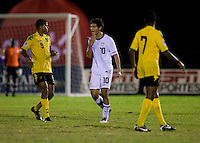 Alejandro Guido. The United States played Jamaica during the CONCACAF Men's Under 17 Championship at Catherine Hall Stadium in Montego Bay, Jamaica.