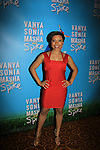 "Shalita Grant stars in Broadway's ""Vanya and Sonia and Masha and Spike"" which had its opening night on March 14, 2013 at the Golden Theatre, New York City, New York.  (Photo by Sue Coflin/Max Photos)"