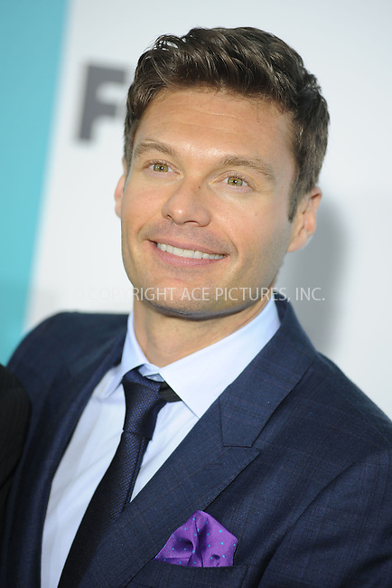 WWW.ACEPIXS.COM . . . . . .May 14, 2012...New York City....Ryan Seacrest attending the 2012 FOX Upfront Presentation in Central Park on May 14, 2012  in New York City ....Please byline: KRISTIN CALLAHAN - ACEPIXS.COM.. . . . . . ..Ace Pictures, Inc: ..tel: (212) 243 8787 or (646) 769 0430..e-mail: info@acepixs.com..web: http://www.acepixs.com .