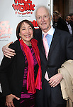 Didi Conn & Guest.attending the Broadway Opening Night Performance of 'Nice Work If You Can Get it' at the Imperial Theatre on 4/24/2012 at the Imperial Theatre in New York City. © Walter McBride/WM Photography .