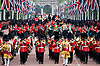 11.06.2016; London, UK: QUEEN&rsquo;S 90TH OFFICIAL BIRTHDAY<br /> Most members of the British Royal Family joined the Queen for the Trooping The Colour that marks her official birthday.<br /> It was also the first time that 1-year-old Princess Charlotte made and appearnce on the Buckingham Palace balcony.<br /> Royals present included the Duke of Edinburgh, Prince Charles and Camilla, Duchess of Cornwall, Prince William, Kate Middleton, Prince George; Princess Charlotte; Prince Harry, Prince Andrew; Princess Beatrice, Princess Eugenie, Prince Edward, Sophie Wessex, Viscount Severn, Lady Louise Mountbatten-Windsor, Princess Anne, Zara Phillips &amp; Mike Tindal, Prince and Princess Michael Of Kent, Lady Helen Taylor, Duke of Kent, Duke of Gloucester and Duchess of Gloucester,Peter Phillips and Autumn and Lady Amelia Windsor.<br /> Mandatory Credit Photo: &copy;Francis Dias/NEWSPIX INTERNATIONAL<br /> <br /> (Failure to credit will incur a surcharge of 100% of reproduction fees)<br /> IMMEDIATE CONFIRMATION OF USAGE REQUIRED:<br /> Newspix International, 31 Chinnery Hill, Bishop's Stortford, ENGLAND CM23 3PS<br /> Tel:+441279 324672  ; Fax: +441279656877<br /> Mobile:  07775681153<br /> e-mail: info@newspixinternational.co.uk<br /> Please refer to usage terms. All Fees Payable To Newspix International