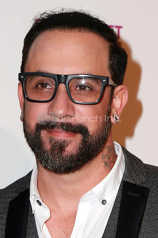 "HOLLYWOOD, CA - A.J. McLean at the Backstreet Boys ""Show 'Em What You're Made Of"" Premiere at the Arclight in Hollywood, CA  on January 29, 2015. Credit: David Edwards/DailyCeleb/MediaPunch"