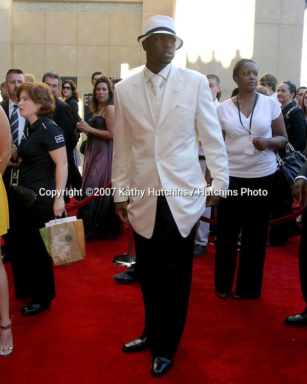 Dwayne Wade.ESPY Awards 2007.Kodak Theater.Los Angeles, CA.July 11, 2007.©2007 Kathy Hutchins / Hutchins Photo....
