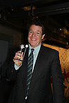 Guiding Light Michael O'Leary winner Best Crossover - The Bay/Steamboat - We Love Soaps presents The 3rd Annual Indie Soap Awards on February 21, 2012 at the New World Stages, New York City, New York.  (Photo by Sue Coflin/Max Photos)