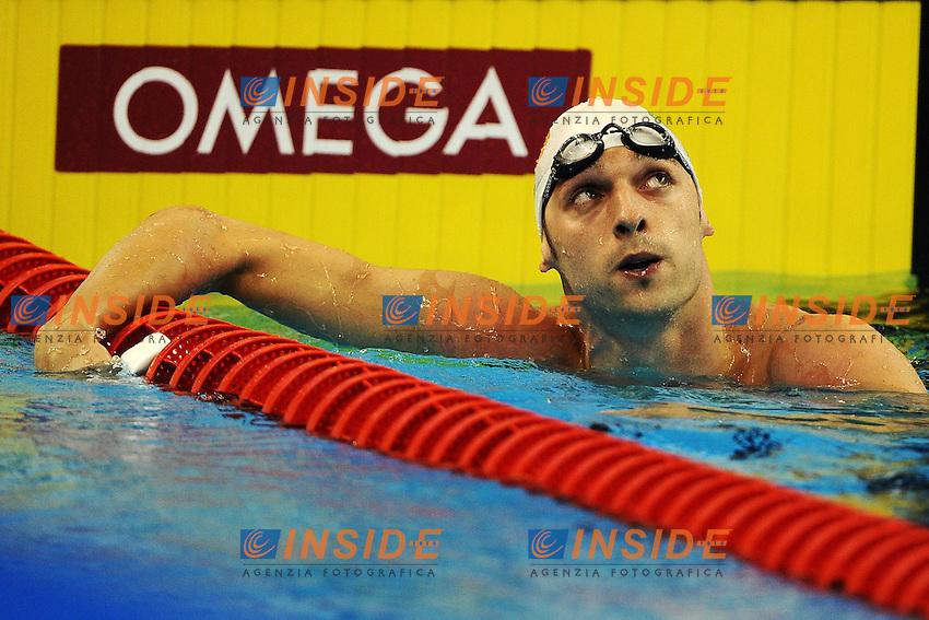 Barry MURPHY Ireland.Men's 50 Freestyle - Swimming / Nuoto.Shanghai 29/7/2011 .14th FINA World Championships.Foto Andrea Staccioli Insidefoto