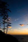 Dusk, Ecola State Park, Oregon