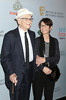 LOS ANGELES - OCT 25:  Norman Lear, Lyn Davis at the 2019 British Academy Britannia Awards at the Beverly Hilton Hotel on October 25, 2019 in Beverly Hills, CA