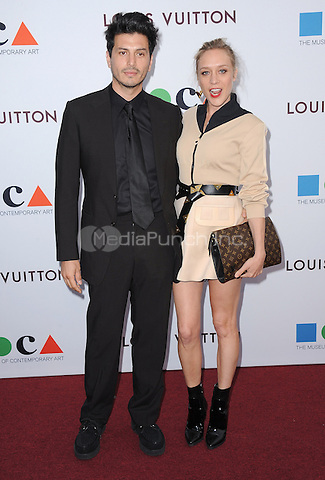 LOS ANGELES, CA - MARCH 29:  Chloe Sevigny at MOCA'S 35th Anniversary Gala presented by Louis Vitton at The Geffen Contemporary at MOCA on March 29, 2014 in Los Angeles, California. MPISK/MediaPunch