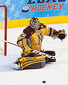 Adam Wilcox (MN - 32) - The Union College Dutchmen defeated the University of Minnesota Golden Gophers 7-4 to win the 2014 NCAA D1 men's national championship on Saturday, April 12, 2014, at the Wells Fargo Center in Philadelphia, Pennsylvania.