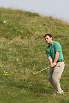 Jordan Hood (IRL) on the 3rd at the 2012 Boys Home Internationals at Co.Louth Golf Club in Baltray, Co.Louth...(Photo credit should read Jenny Matthews/NEWSFILE)...