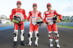 Test de Jerez<br /> Aspar Team<br /> <br /> PHOTOCALL3000 / DyD