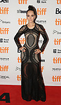 Emily Hampshire attends the 'Mother!' premiere during the 2017 Toronto International Film Festival at Princess of Wales Theatre on September 10, 2017 in Toronto, Canada.