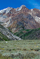 742900660v magnificent mountain formations in the eastern sierras from mcgee canyon in mono county california