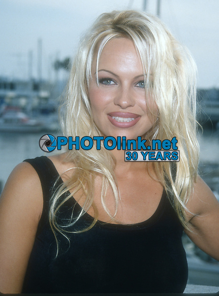 Pam Anderson, 1994, Photo By Michael Ferguson/PHOTOlink