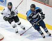 Bryan Lerg, Travis Ramsey - The University of Maine Black Bears defeated the Michigan State University Spartans 5-4 on Sunday, March 26, 2006, in the NCAA East Regional Final at the Pepsi Arena in Albany, New York.