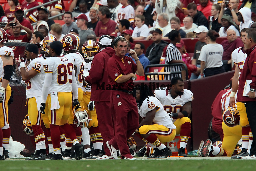 Head Coach Mike Shanahan (Redskins)
