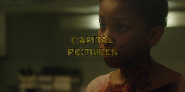 The Girl with All the Gifts (2016) <br /> Sennia Nanua<br /> *Filmstill - Editorial Use Only*<br /> CAP/KFS<br /> Image supplied by Capital Pictures