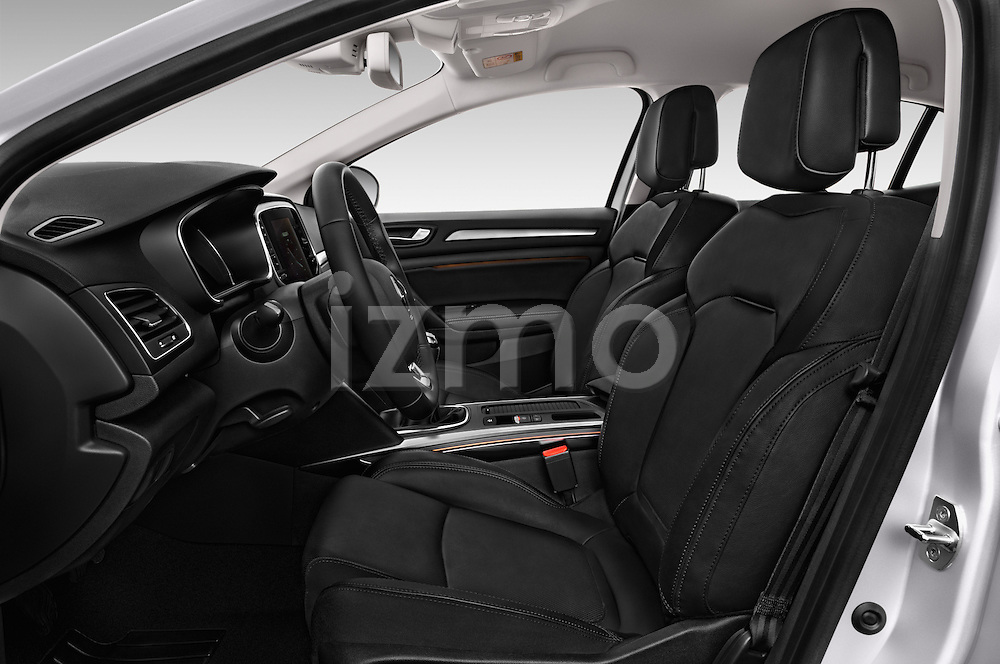 Front seat view of 2016 Renault Megane Bose 5 Door Hatchback Front Seat  car photos