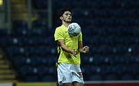 Blackburn Rovers Lewis Travis during the pre-match warm-up <br /> <br /> Photographer Rachel Holborn/CameraSport<br /> <br /> EFL Checkatrade Trophy - Northern Section Group C - Blackburn Rovers v Bury - Tuesday 3rd October 2017 - Ewood Park - Blackburn<br />  <br /> World Copyright &copy; 2018 CameraSport. All rights reserved. 43 Linden Ave. Countesthorpe. Leicester. England. LE8 5PG - Tel: +44 (0) 116 277 4147 - admin@camerasport.com - www.camerasport.com