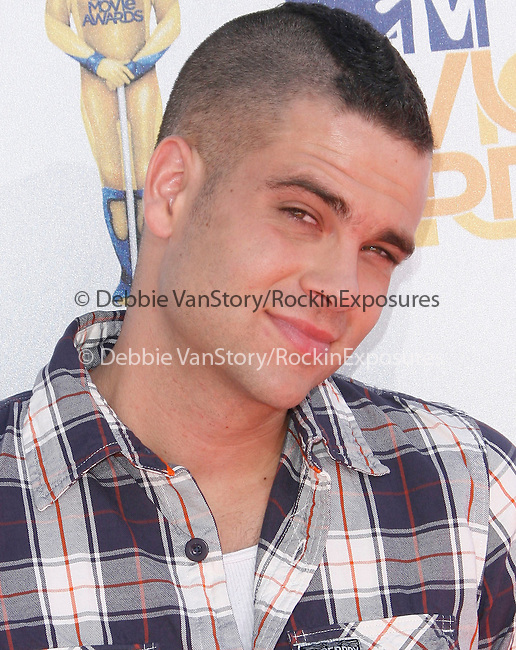 Mark Salling at the 2010 MTV Movie Awards held at The Gibson Ampitheatre in Universal City, California on June 06,2010                                                                               © 2010 Debbie VanStory / Hollywood Press Agency