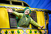 The Wind in the Willows<br /> by Kenneth Grahame adapted by Julian Fellowes with George Stiles and Anthony Drewe <br /> at London Palladium <br /> London, Great Britain <br /> Press photocall <br /> 22nd June 2017 <br /> <br /> Rufus Hound as Mr Toad <br /> <br /> <br /> <br /> <br /> Photograph by Elliott Franks <br /> Image licensed to Elliott Franks Photography Services