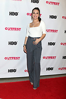 """LOS ANGELES - JUL 20:  Isabella Gomez at the 2019 Outfest Los Angeles LGBTQ Film Festival Screening Of """"Sell By"""" at the Chinese Theater 6 on July 20, 2019 in Los Angeles, CA"""