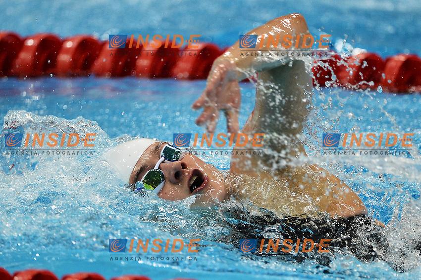 ZEVINA Daryna Russia Women's 4x200 freestyle relay..London 1/8/2012 Aquatics Center..London 2012 Olympic games - Olimpiadi Londra 2012..Swimming Nuoto..Foto Andrea Staccioli Insidefoto