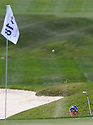 IAN POULTER of the European Ryder Cup Team during the friday morning foursomes of the 37th Ryder Cup Matches, September 16 -21, 2008 played at Valhalla Golf Club, Louisville, Kentucky, USA ( Picture by Phil Inglis ).... ......