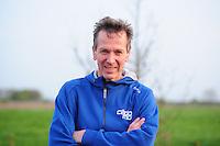 INLINE-SKATEN: STEENWIJK: Gagelsweg (start/finish), Schansweg, Meppelerweg, KPN Inline Cup, Klim van Steenwijk, 02-05-2012, Egbert Post (ploegleider Cadomotus/Steenbergen), ©foto Martin de Jong