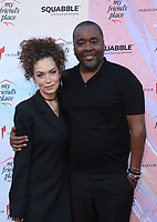 LOS ANGELES, CA - APRIL 6: Jude Demorest, Lee Daniels, at the Ending Youth Homelessness: A Benefit For My Friend's Place at The Hollywood Palladium in Los Angeles, California on April 6, 2019.   <br /> CAP/MPI/SAD<br /> &copy;SAD/MPI/Capital Pictures