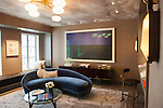 The Kips Bay Decorator Show House invited twenty one designers and architects to transform a luxury Manhattan townhouse for a benefit to the Kips Bay Boys & Girls Club. <br /> <br /> Pictured, design by Eve Robinson Associates<br /> <br /> Danny Ghitis for The New York Times
