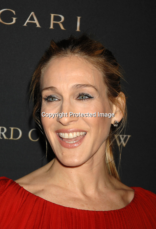 Sarah Jessica Parker..arriving at The 2006 National Board of Review of Motion..Pictures Awards on January 9, 2007 at Cipriani 42nd Street. ..The event was sponsored by Bulgari...Robin Platzer, Twin Images