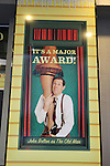Theatre Marquee: John Bolton starring in 'A Christmas Story The Musical'. The story from a cherished movie classic that's enchanted millions is now a Broadway Musical Spectacular. Produced by the film's original Ralphie, Peter Billingsley. Lunt-Fontanne Theatre in New York City on 11/05/2012