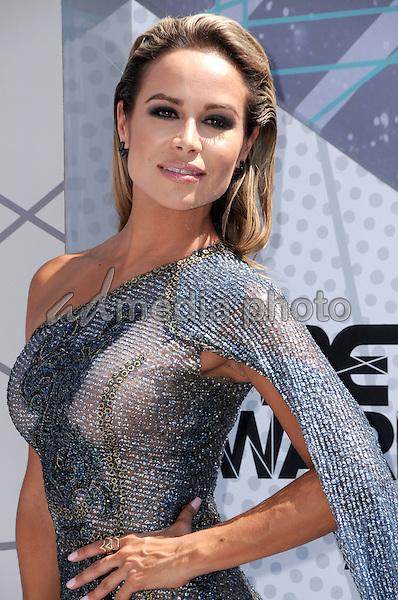 26 June 2016 - Los Angeles. Zulay Henao. Arrivals for the 2016 BET Awards held at the Microsoft Theater. Photo Credit: Birdie Thompson/AdMedia