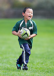 American Youth Rugby Union practice and scrimmage at Landels School in Mountain View.  March 9, 2014