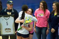 2014 MSU Ladybobcats Volleyball