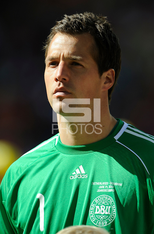 Thomas Sorensen of Denmark