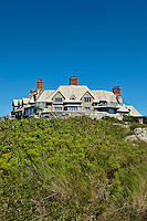 Mansion, Cliff Walk, Newport, RI, Rhode Island, USA