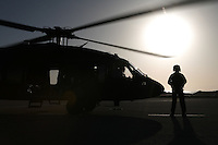 VP Cheney: helicopter lift to Tel Aviv, Israel