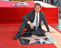 Eric McCormack Star Ceremony