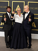 09 February 2020 - Hollywood, California -  Jeff Reichert, Julia Reichert, Steven Bognar attend the 92nd Annual Academy Awards presented by the Academy of Motion Picture Arts and Sciences held at Hollywood & Highland Center. Photo Credit: Theresa Shirriff/AdMedia